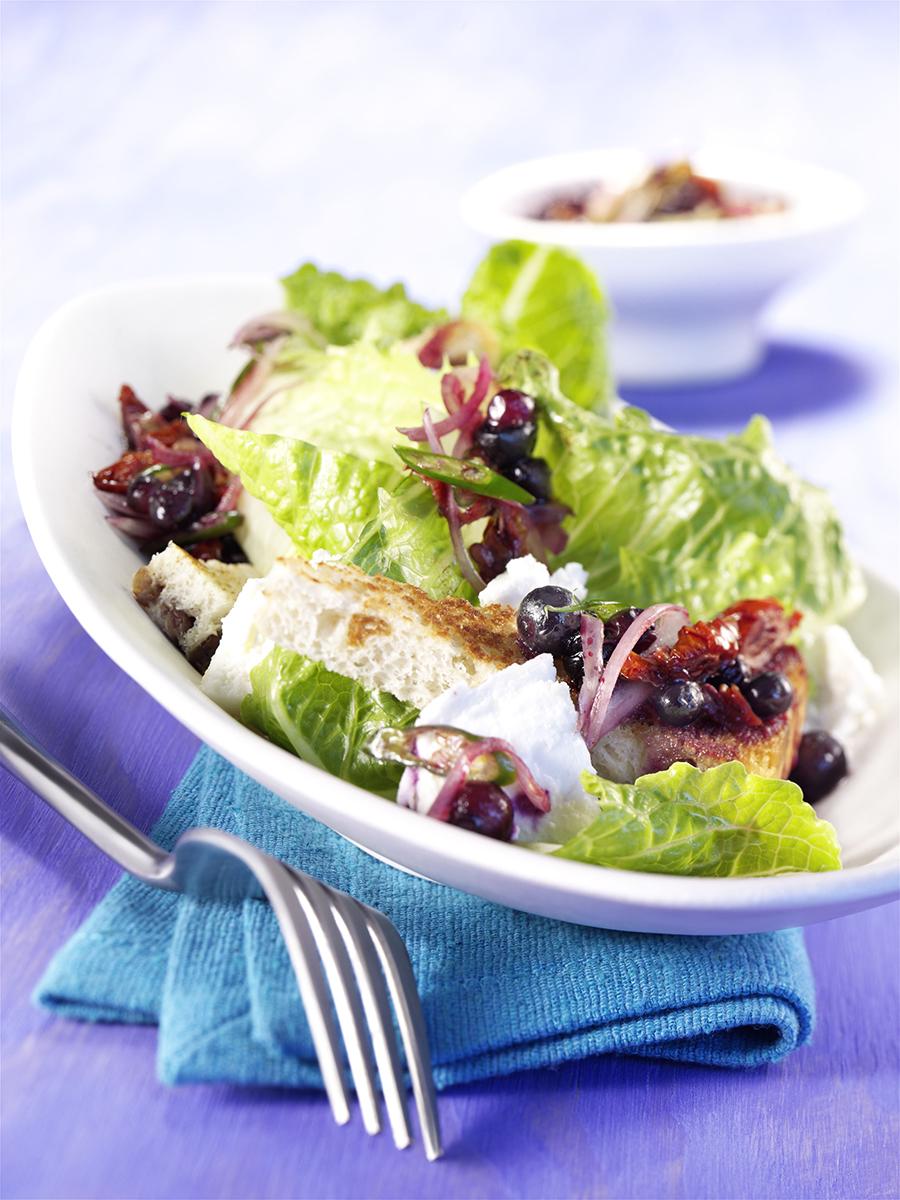 Wild Blueberry Vinaigrette Picture