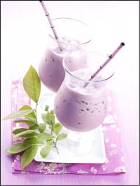 AtlanticBlue with Wild Blueberries Picture
