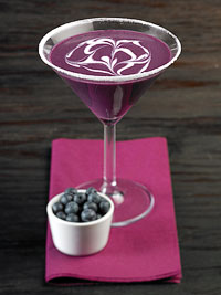 Wild Blueberry Daiquiri 1 Picture