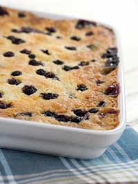 Old-Fashioned Wild Blueberry Grunt Picture
