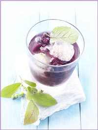 Wild Blueberry Soda Picture