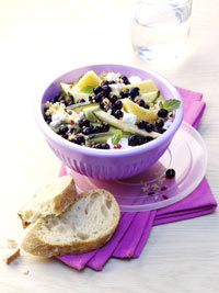 Quinoa Salad with Wild Blueberries Picture