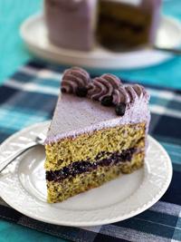 Summer Blues Layer Cake