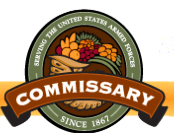 Military Commissary Logo