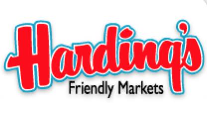 Harding's Market Logo