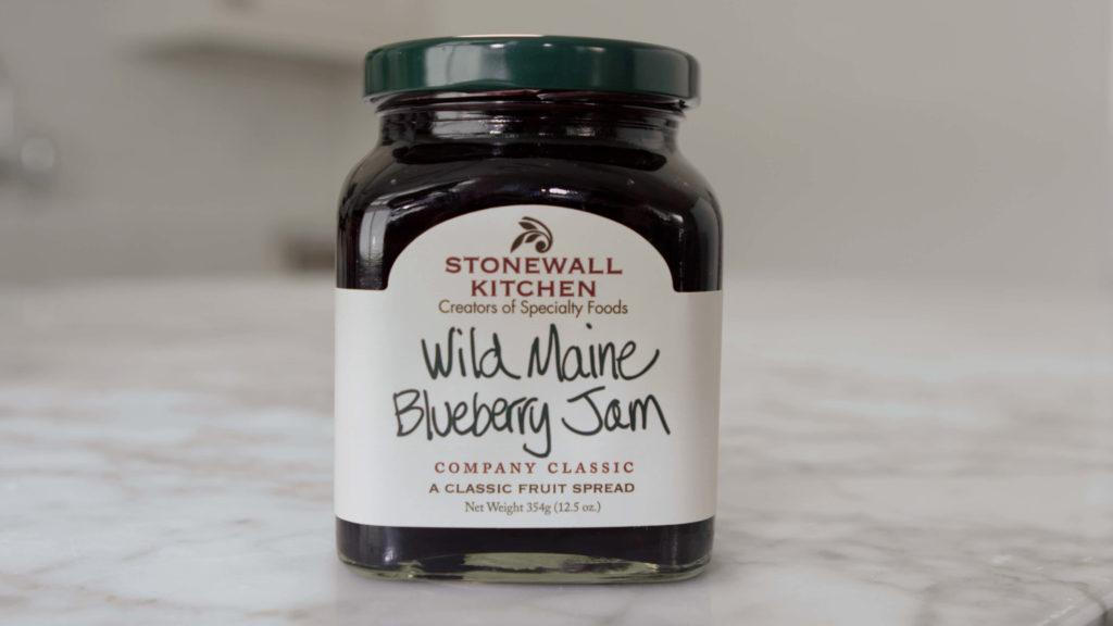 Stonewall Kitchen Maine Wild Blueberry Jam