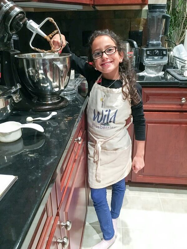 Cookie Chef in Training