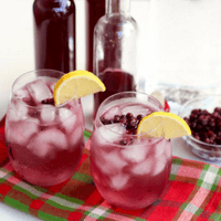 Wild Blueberry Lemon Vodka Picture