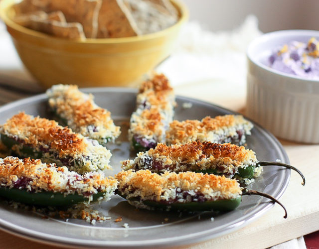 Wild Blueberry Jalapeno Poppers