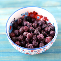 Up Your Nutrition with Frozen Wild Blueberries