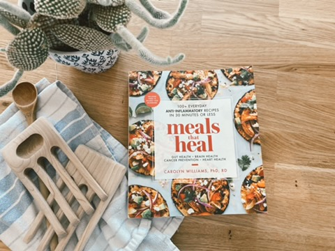 Meals that Heal by Carolyn Williams, PhD, RD